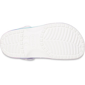 Crocs Classic Out of This World Clogs white/purple